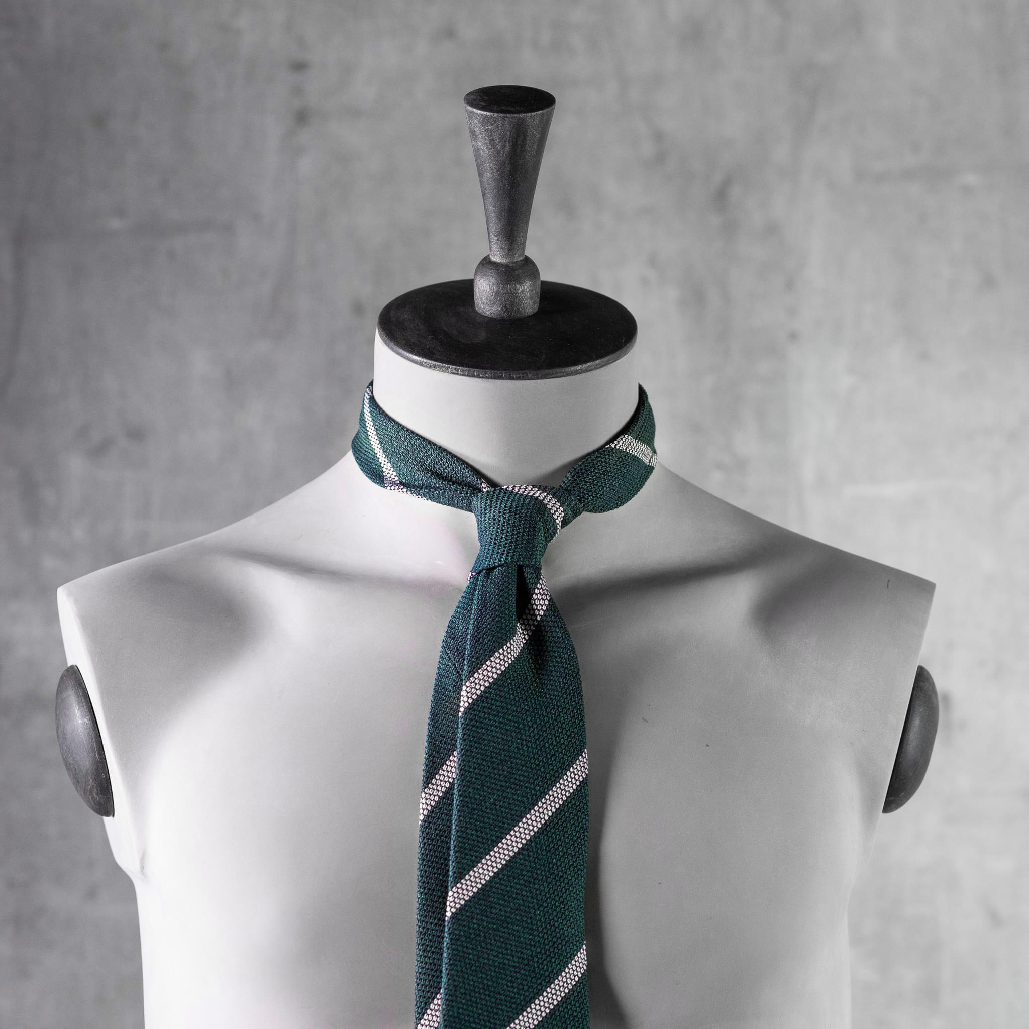 BOUCLÉ-0443-Tie-Initials-Corbata-Iniciales-The-Seelk-4