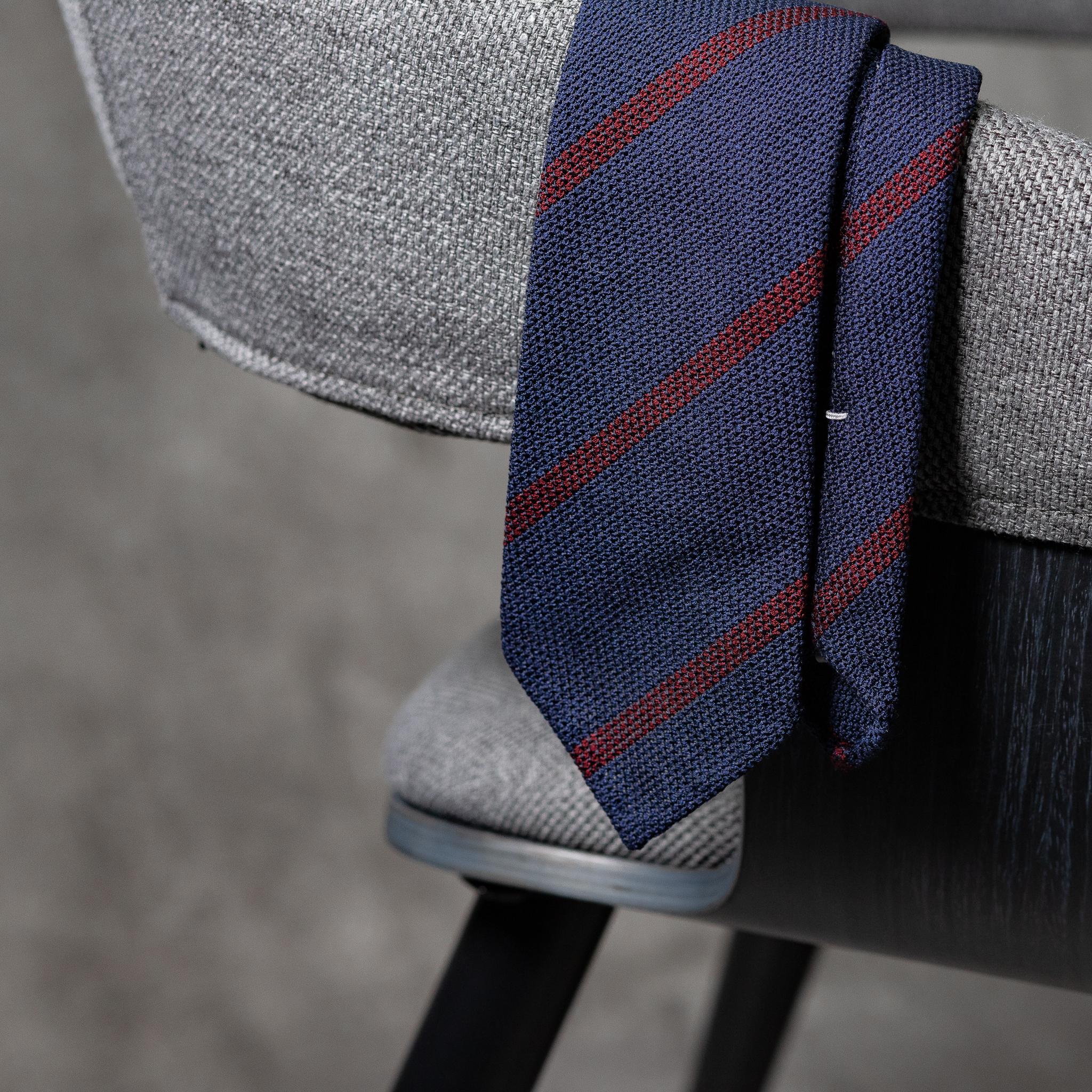 BOUCLÉ-0535-Tie-Initials-Corbata-Iniciales-The-Seelk-2