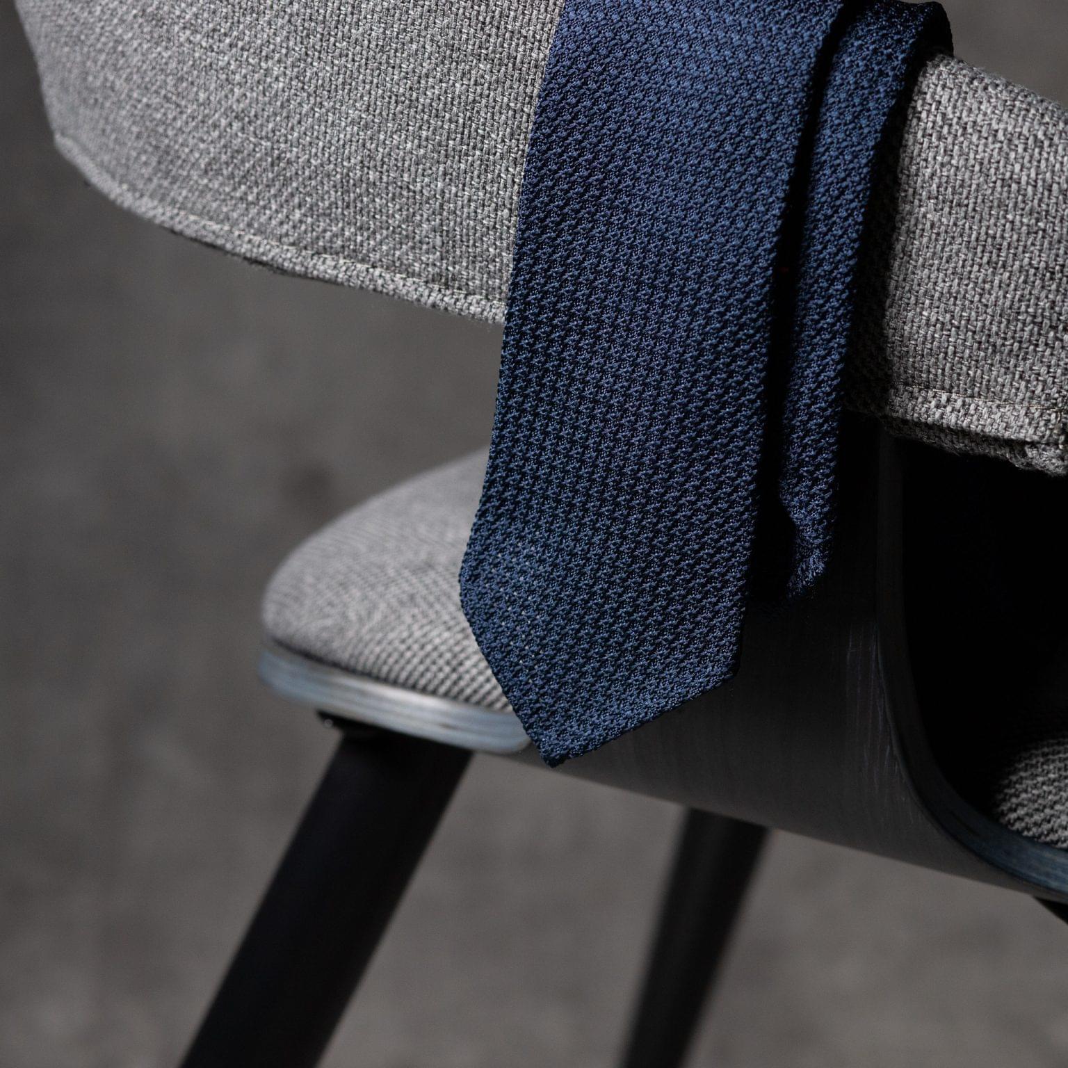 GRENADINE-0146-Tie-Initials-Corbata-Iniciales-The-Seelk-2