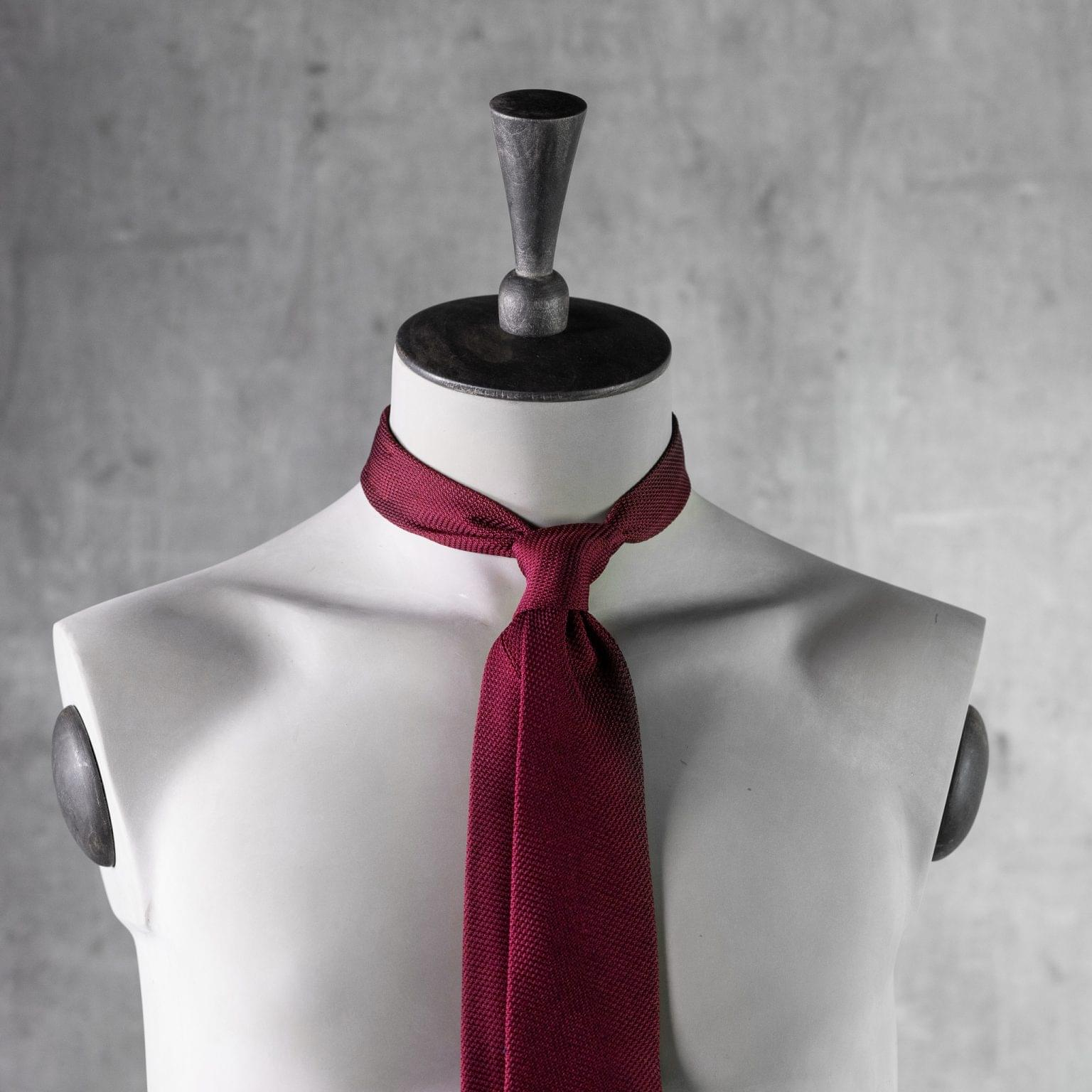 GRENADINE-0278-Tie-Initials-Corbata-Iniciales-The-Seelk-3