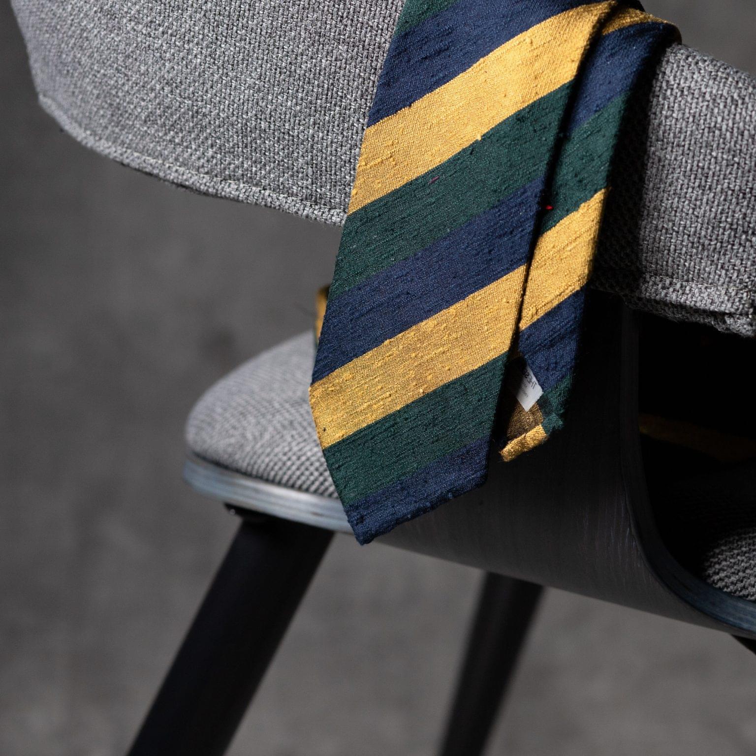 SHANTUNG-0355-Tie-Initials-Corbata-Iniciales-The-Seelk-2
