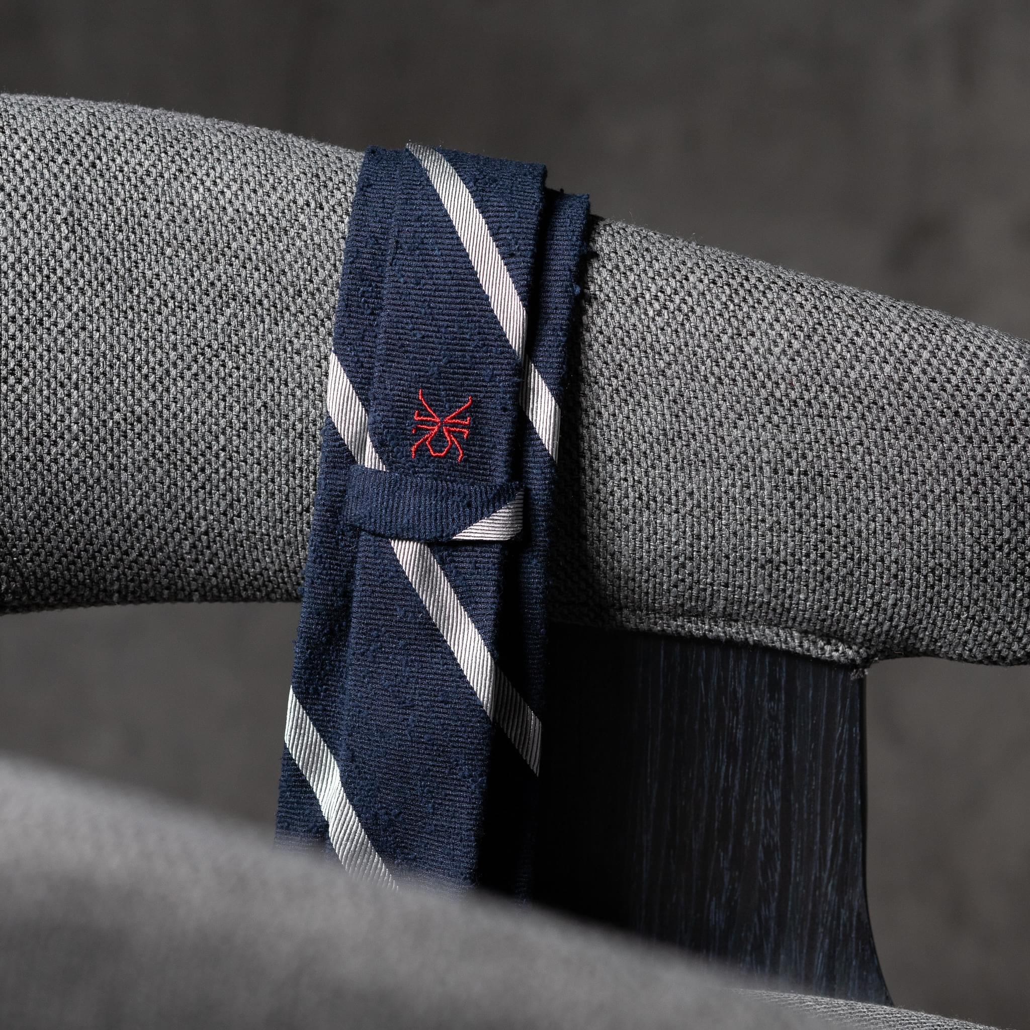 SHANTUNG-0361-Tie-Initials-Corbata-Iniciales-The-Seelk-3