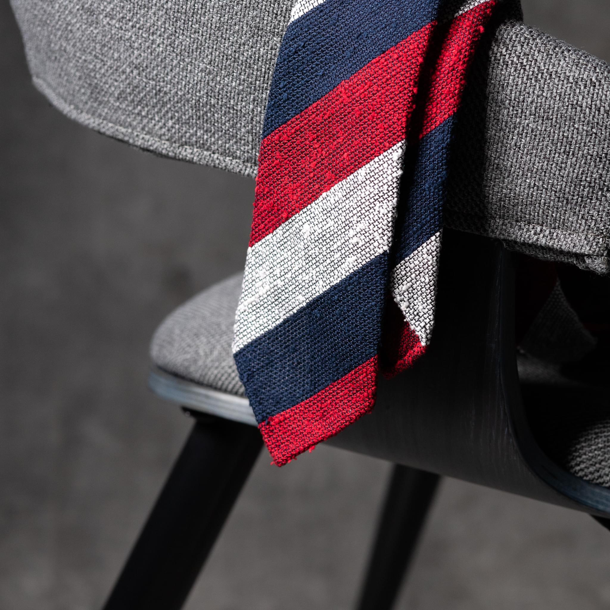 SHANTUNG-0524-Tie-Initials-Corbata-Iniciales-The-Seelk-2