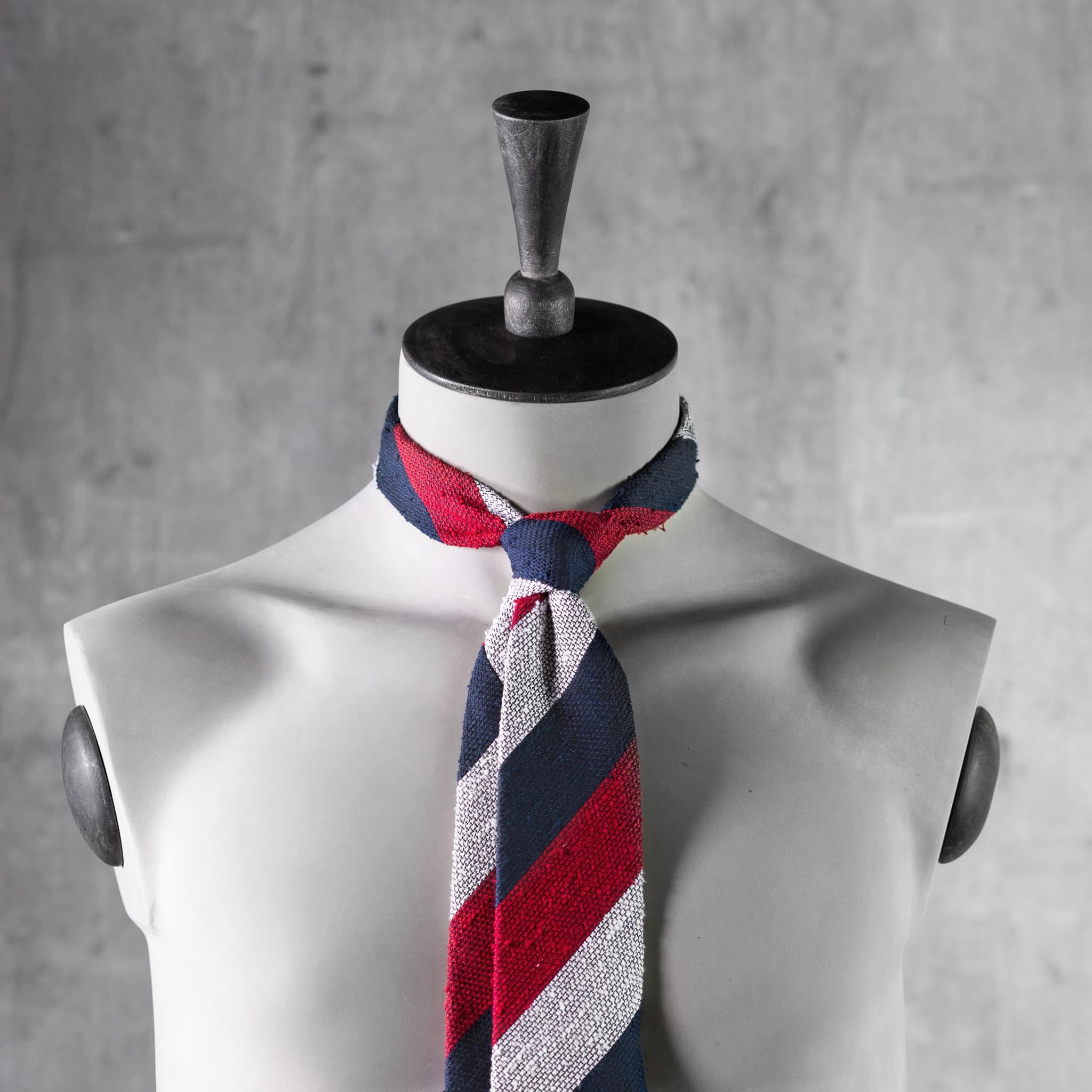 SHANTUNG-0524-Tie-Initials-Corbata-Iniciales-The-Seelk-3