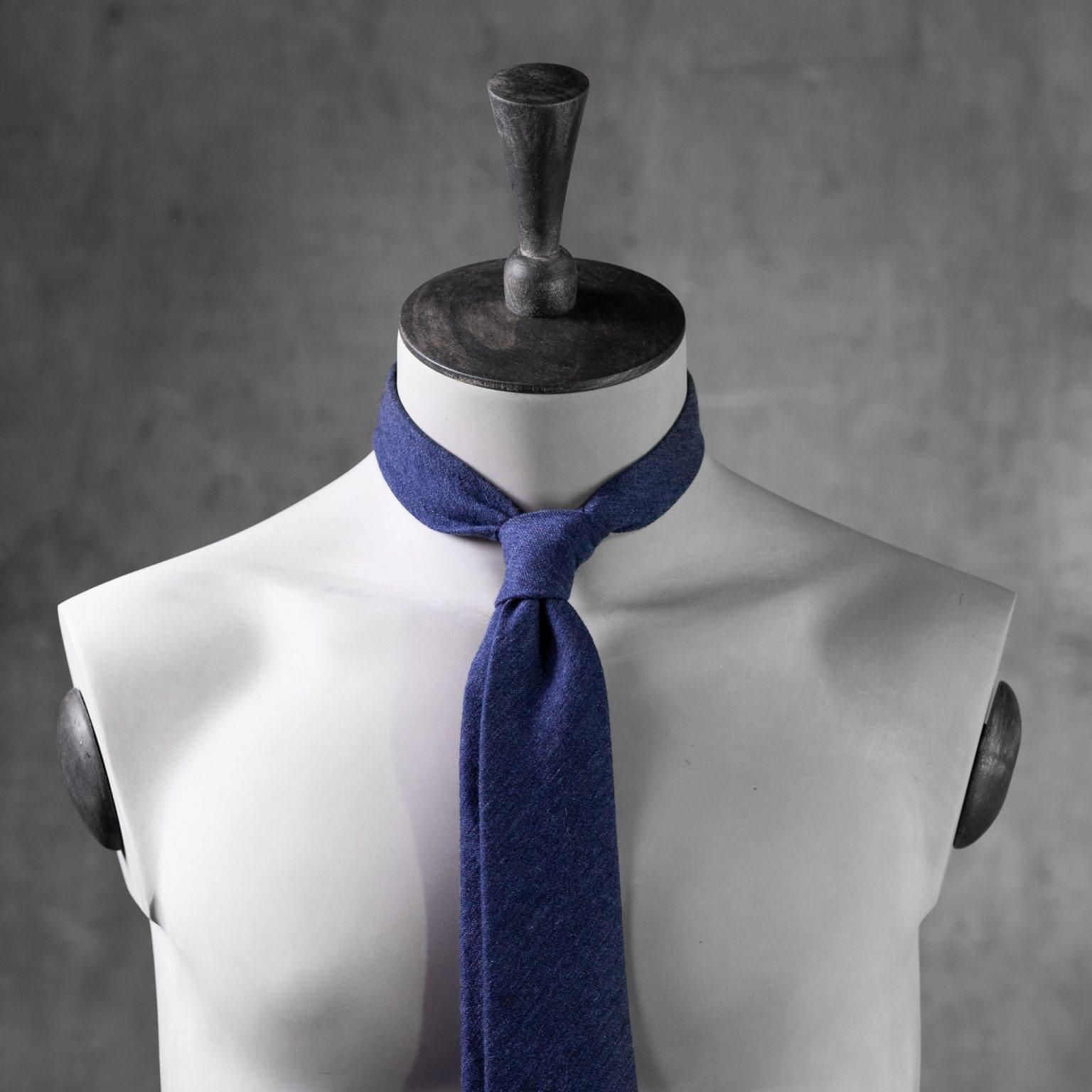 WOOL-LANA-0474-Tie-Initials-Corbata-Iniciales-The-Seelk-3