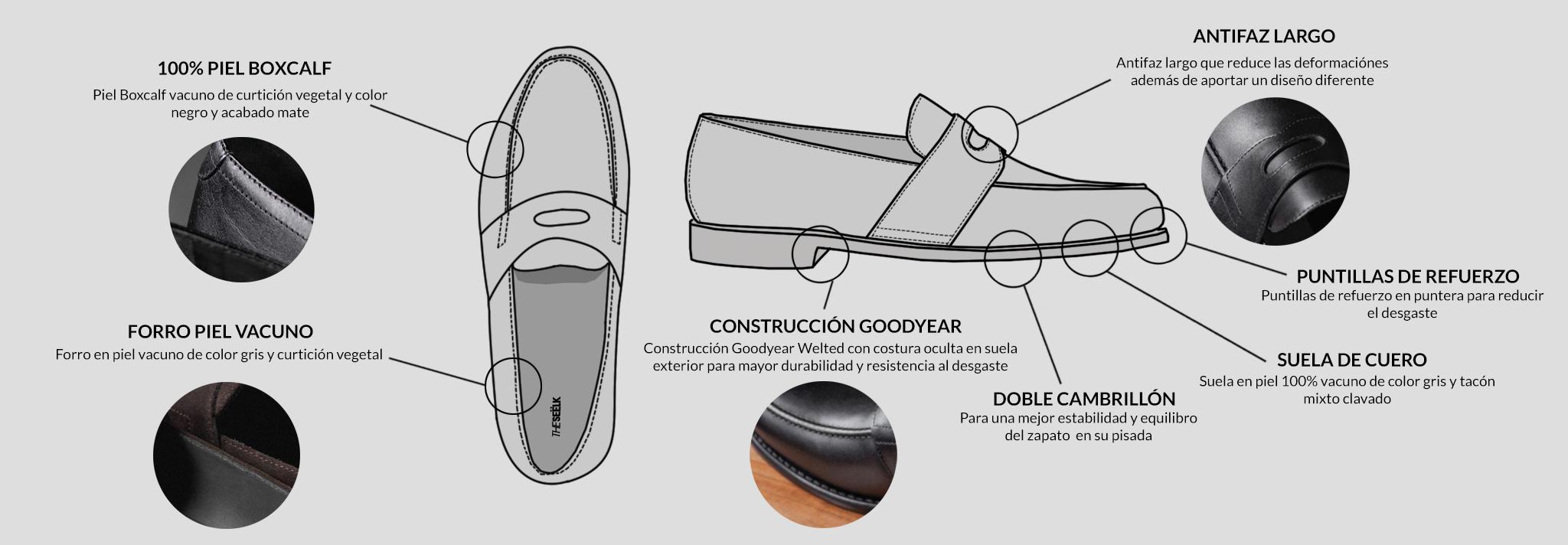 MOCASINES ilustraciones web