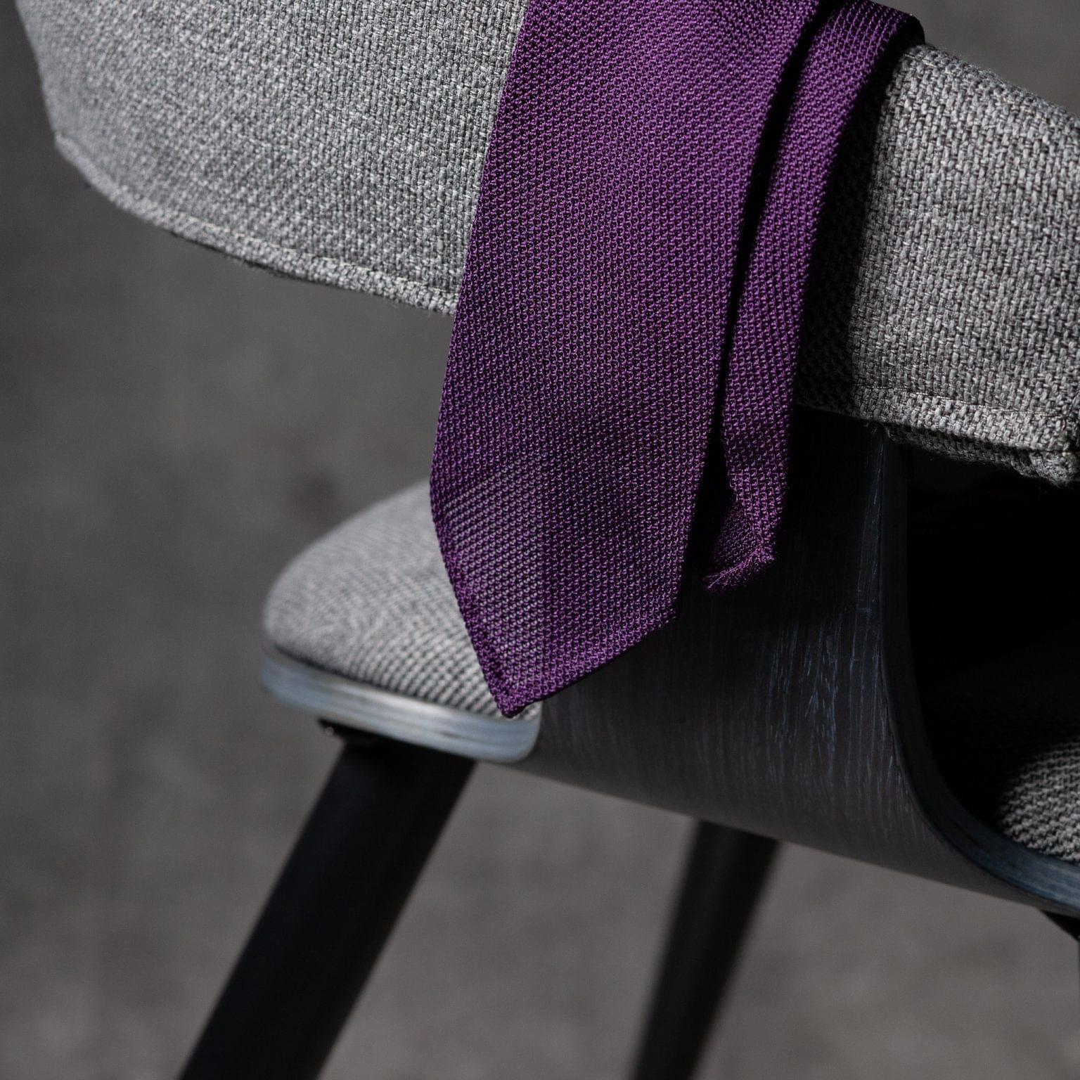 GRENADINE-0157-Tie-Initials-Corbata-Iniciales-The-Seelk-2