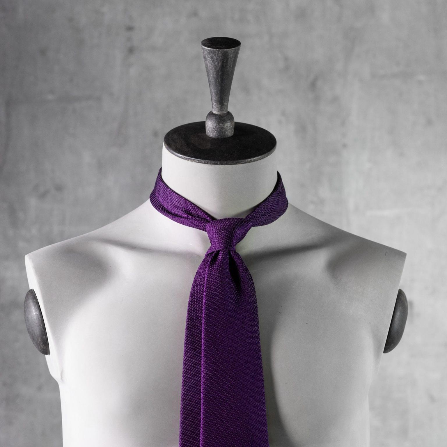 GRENADINE-0157-Tie-Initials-Corbata-Iniciales-The-Seelk-3