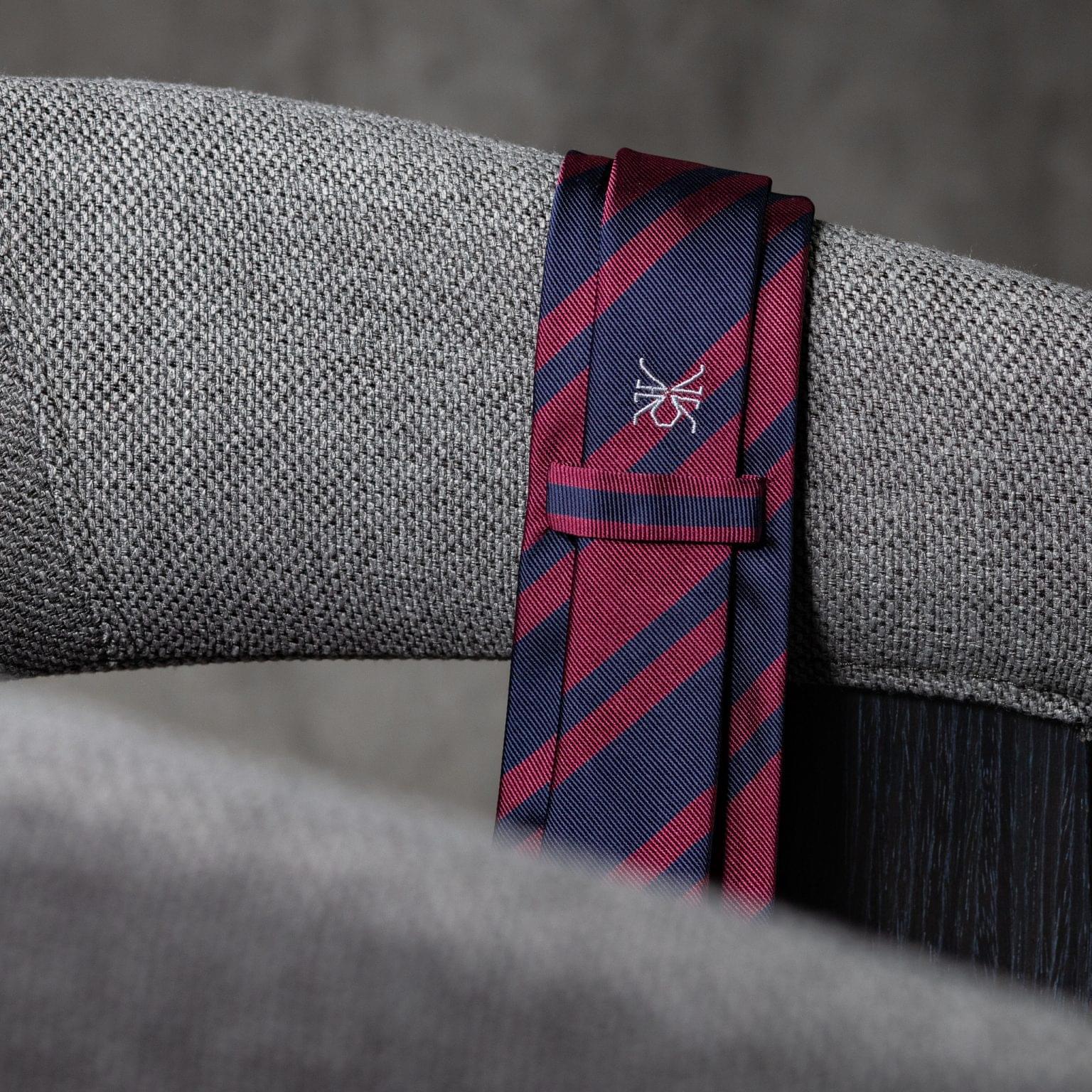 JACQUARD-0387-Tie-Initials-Corbata-Iniciales-The-Seelk-4