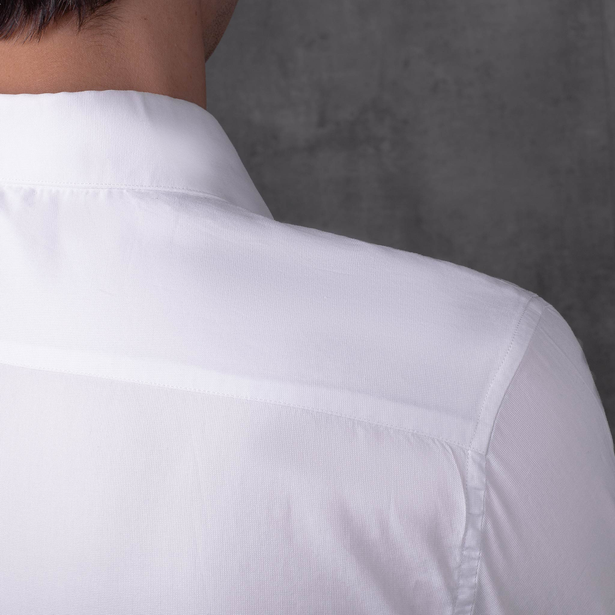 SHIRT 01.01 WHITE CAMISA 01.01 BLANCA The Seëlk 10