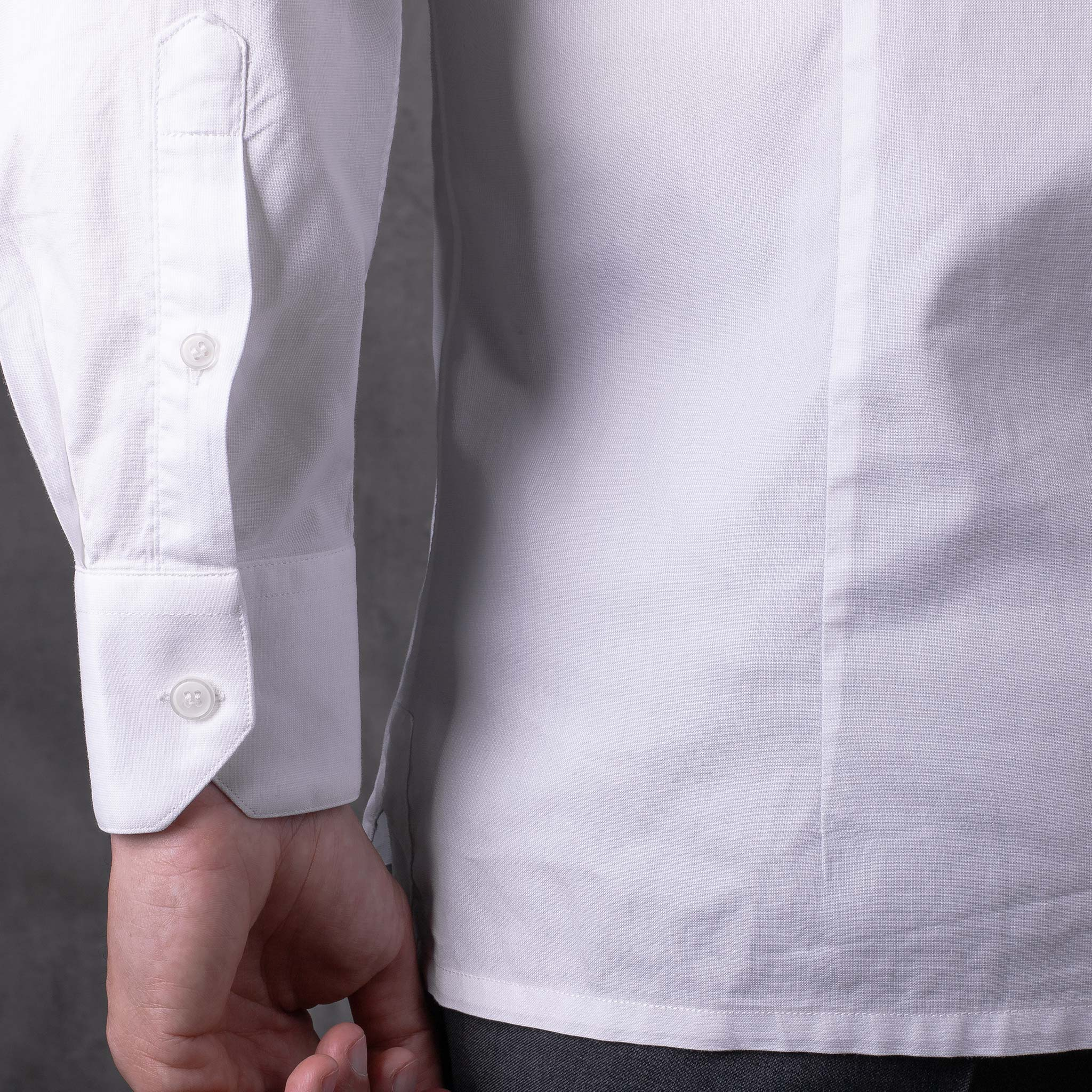SHIRT 01.01 WHITE CAMISA 01.01 BLANCA The Seëlk 9