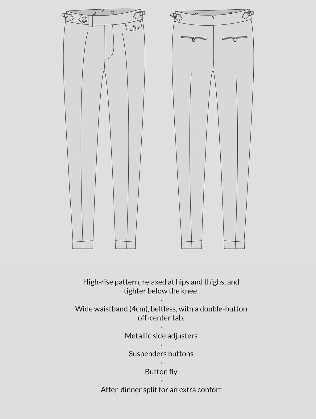Pantalón ENG