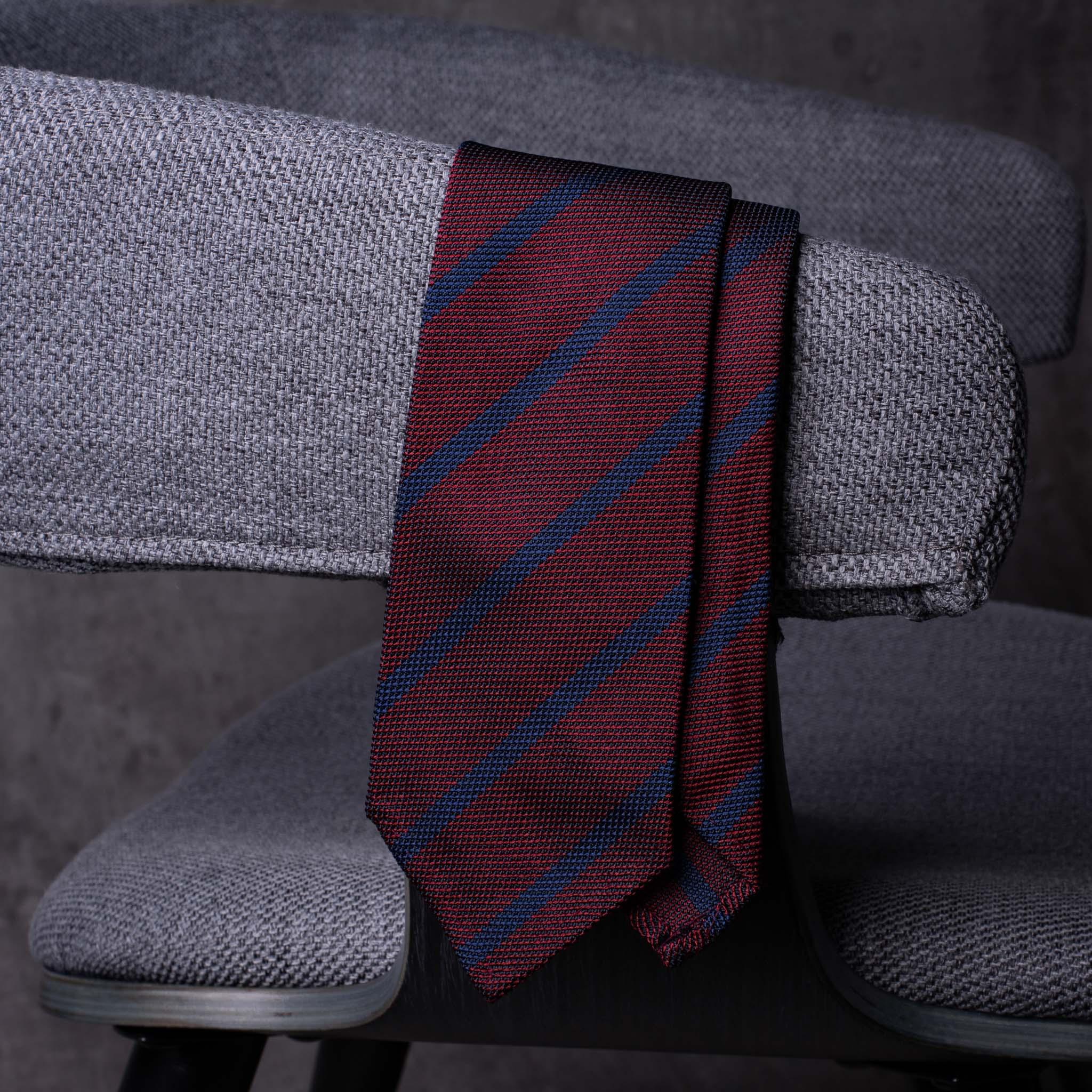 GRENADINE-0534-Tie-Initials-Corbata-Iniciales-The-Seelk-3