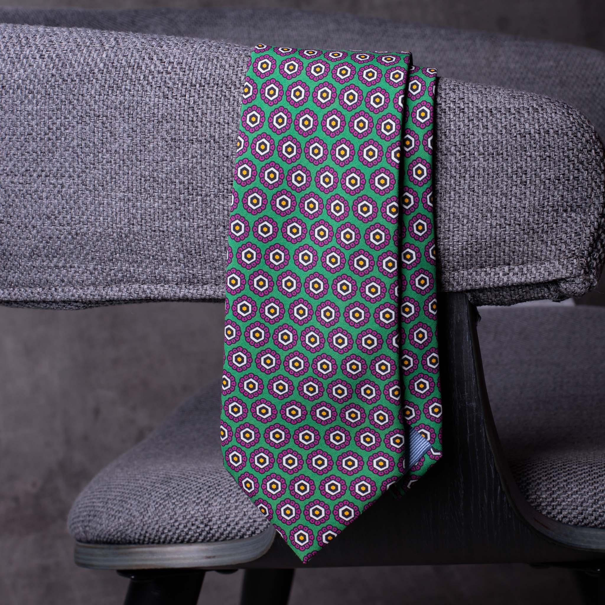 PRINTED SILK-0200-Tie-Initials-Corbata-Iniciales-The-Seelk-3