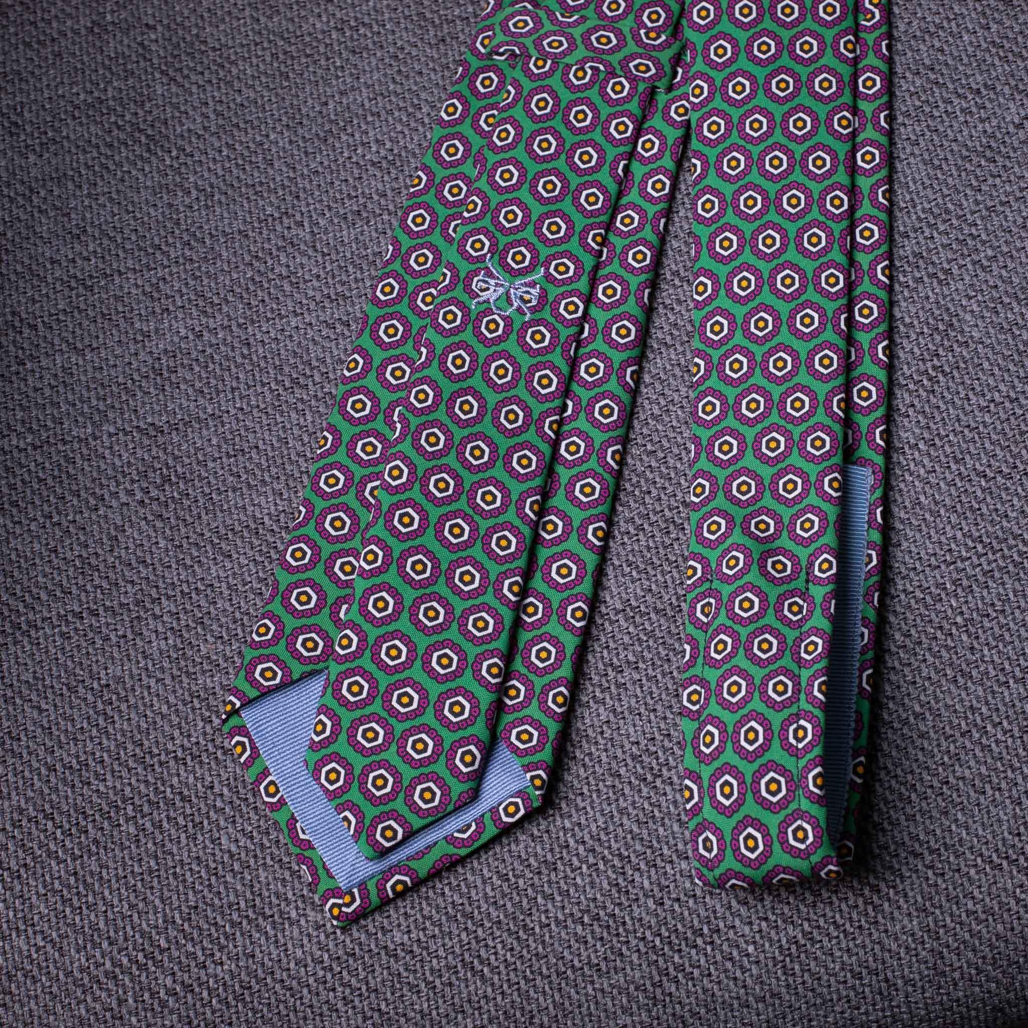 PRINTED SILK-0200-Tie-Initials-Corbata-Iniciales-The-Seelk-4