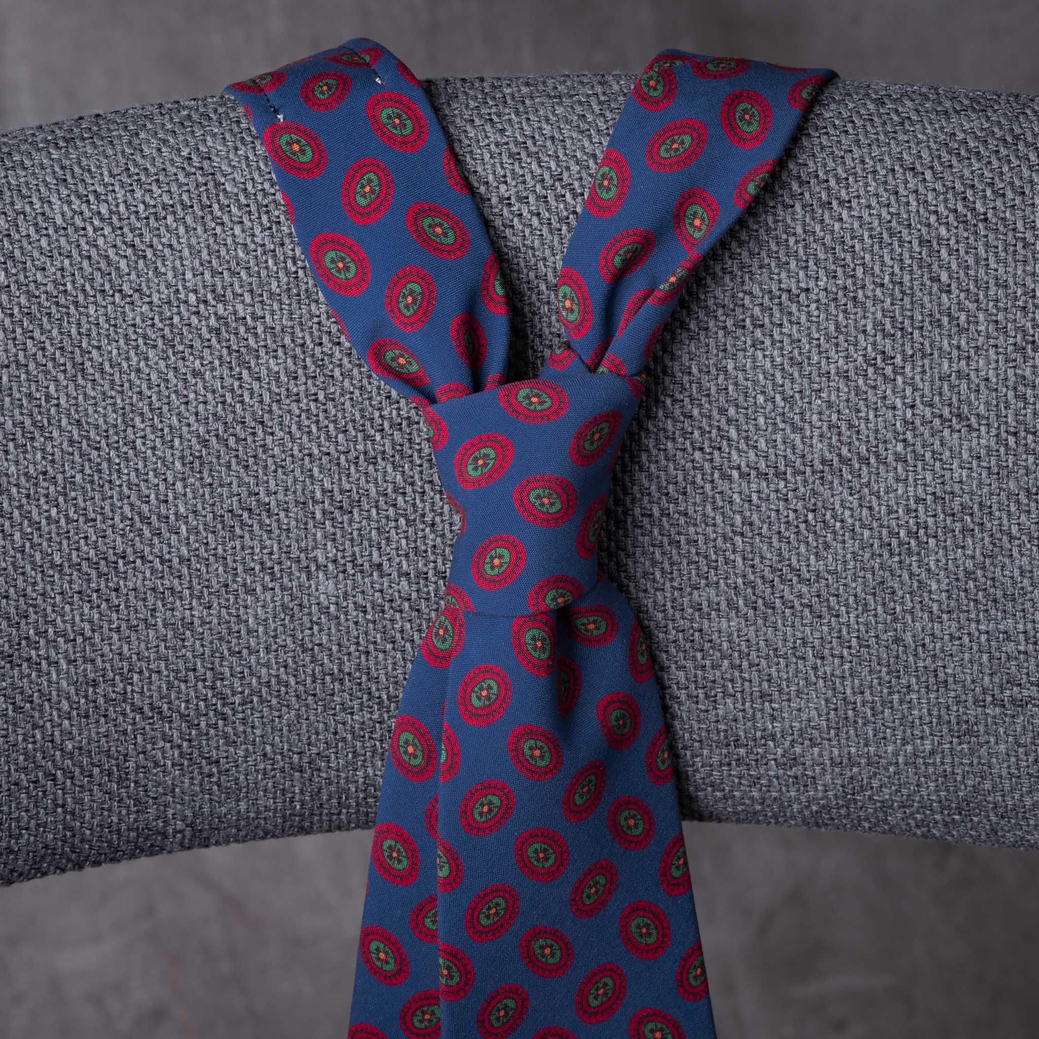 PRINTED SILK-0235-Tie-Initials-Corbata-Iniciales-The-Seelk-4