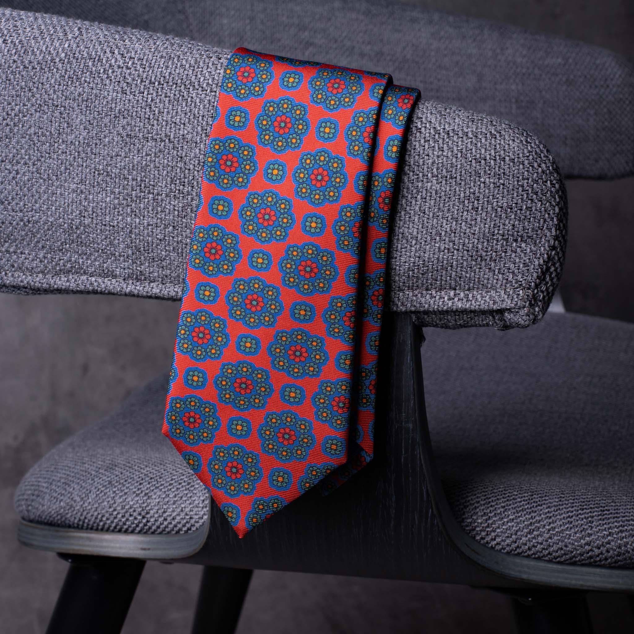 PRINTED SILK-0245-Tie-Initials-Corbata-Iniciales-The-Seelk-3
