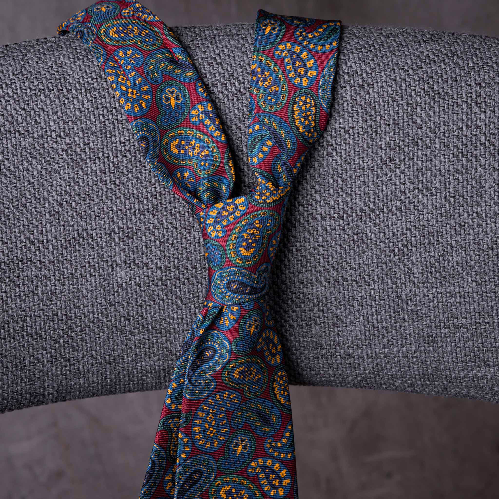 PRINTED SILK-0448-Tie-Initials-Corbata-Iniciales-The-Seelk-4