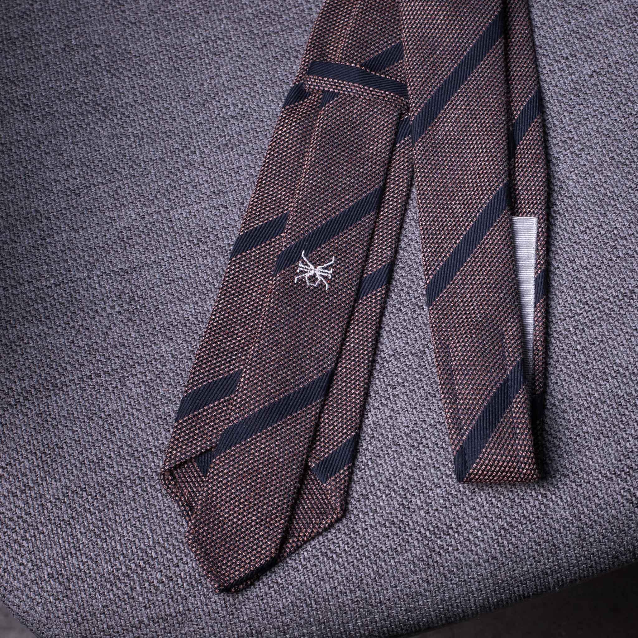 WOOL-0481-Tie-Initials-Corbata-Iniciales-The-Seelk-2