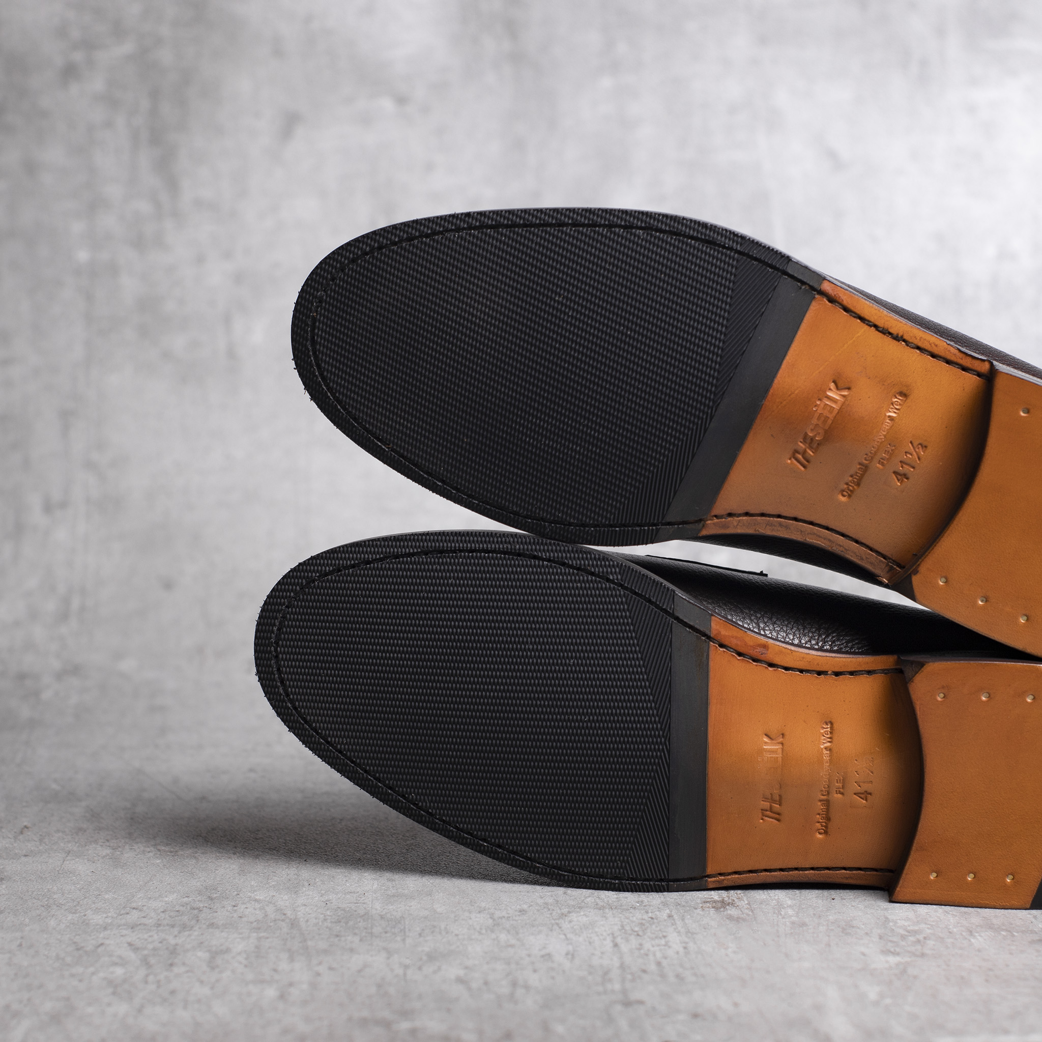 LOAFERS · 0647 Grain leather Toffee 4