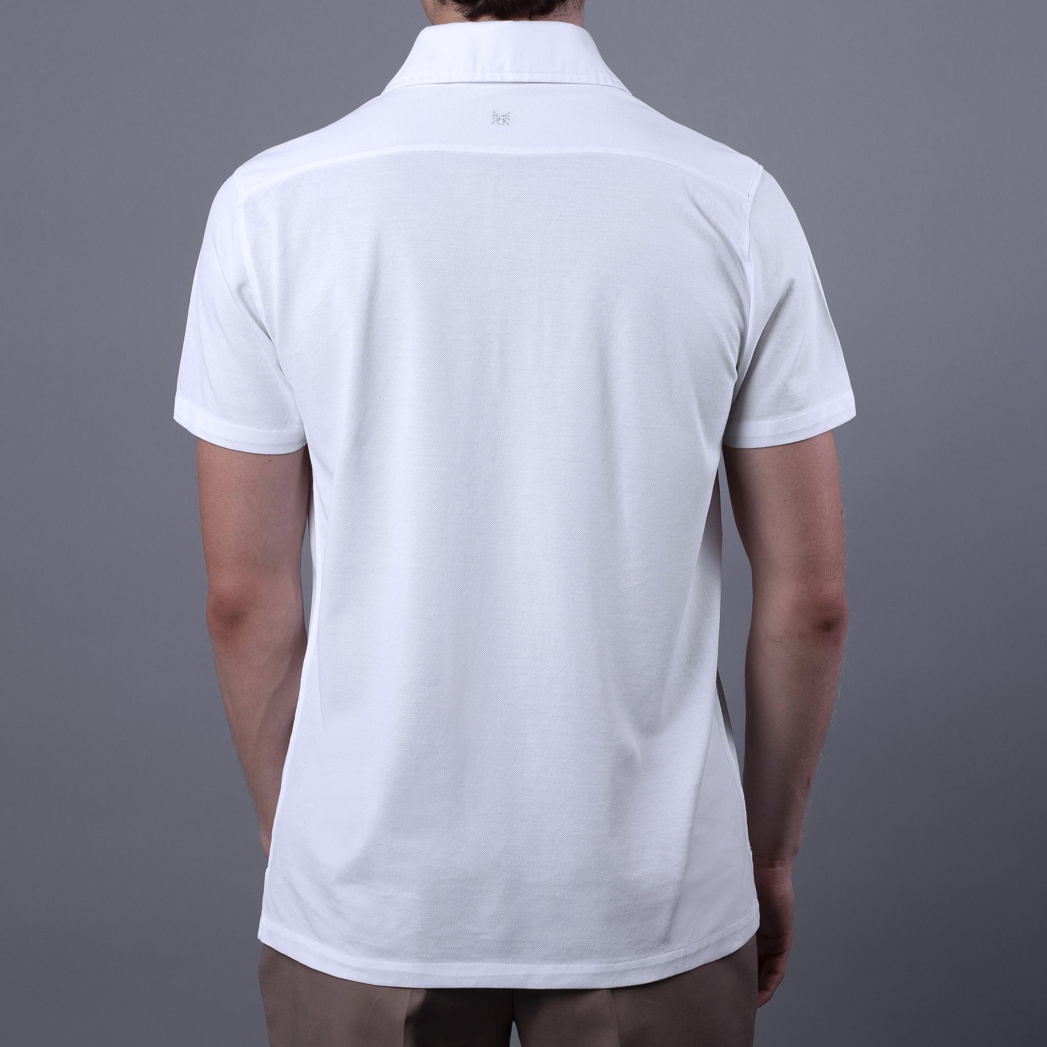 POLO Short Sleeve · 0645 The Seëlk 2